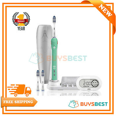 Braun Oral-B Tri-Zone 5000 Rechargeable Electric Toothbrush TZ5000