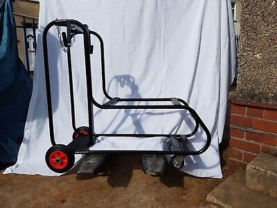 Mig Welder Trolley (Gas Bottle Carrying)