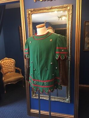 Fantastic Original S.B.Watts Costumiers Men's Medieval Style Theatrical Tunic.