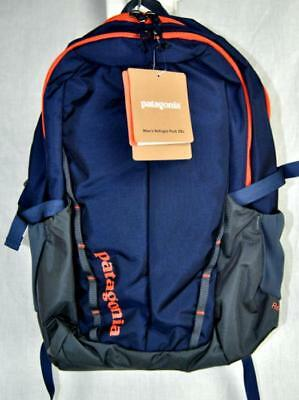 Patagonia REFUGIO PACK 28L Backpack Bag SMDB Water Repellent AUTHENTIC 47912 New