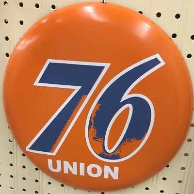 """Union 76 Gas Sign 12"""""""