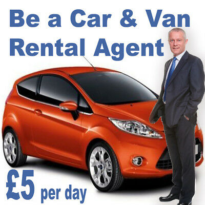 Car And Van Agency Unique Business Opportunity