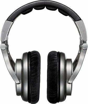 Shure SRH940 Professional Reference StudioMonitor Headphones OverEar Closed Back