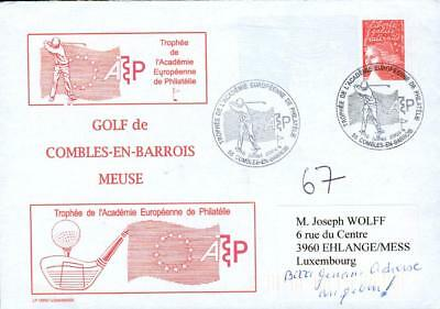 France special PS cover Golf club sports GA Brief fd80