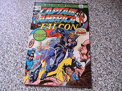 Captain America # 180 : 1St Appearance Of Nomad!