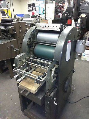 AB Dick 369 Printing Press Offset