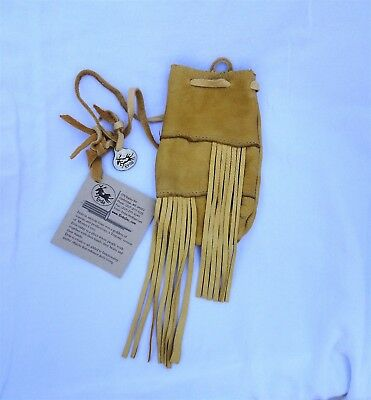 Erda Ceremonial Medicine Bag One of a Kind