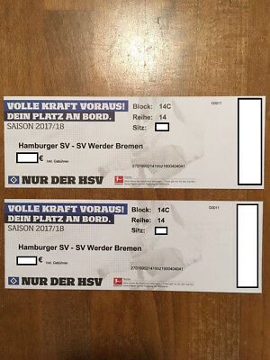 hsv bremen tickets