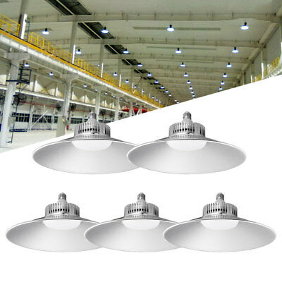 5X 70W LED High Bay Light Factory Warehouse Light Workshop Commercial Industrial