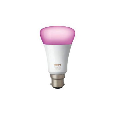 Philips Hue B22 BC  White & Colour Ambience Wireless LED Bulb- Richer Colours 3G
