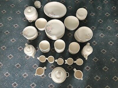 59 piece Keltcraft Misty Isle Collection by Noritake - Morning Melody