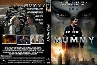 The Mummy (DVD)  Brand New 2017 ***FAST SHIP from California***Factory sealed