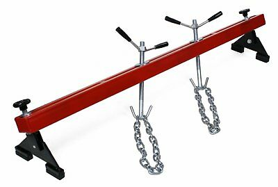 Dragway Tools® 1100 lb Engine Support Bar for Transverse Transmission & Engine