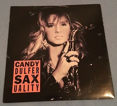 """Candy Dulfer - Saxuality (7"""" Vinyl)"""