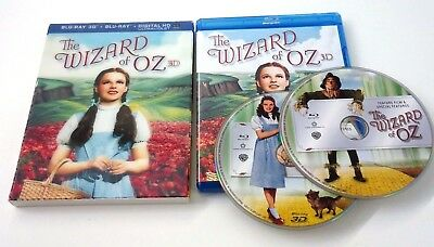 The Wizard of Oz (Blu-ray Disc, 2-Disc Set, 3D)