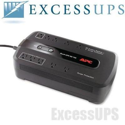 Apc Back Ups 750Va 450W Be750G With New Batteries! Free Shipping!