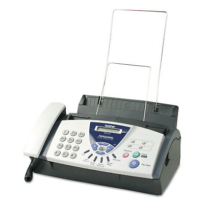 New Sealed Brother FAX-575 Plain Paper Fax Phone & Copier  NIB