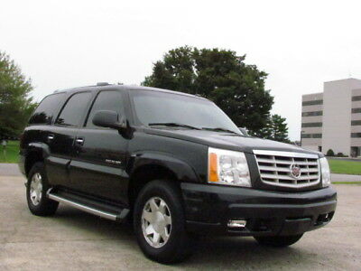 2002 Cadillac Escalade  2002 Cadillac Escalade~ONE OWNER~ONLY 76k Miles~Clean Carfax~NO RESERVE!!