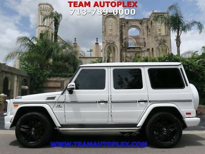 2016 Mercedes-Benz G-Class -- WE FINANCE/LEASE,TRADES WELCOME,EXTENDED WARRANTIES AVAILABLE,CALL US NOW