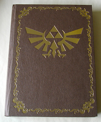The Legend of Zelda: Twilight Princess: Collector's Edition Guide Brand New