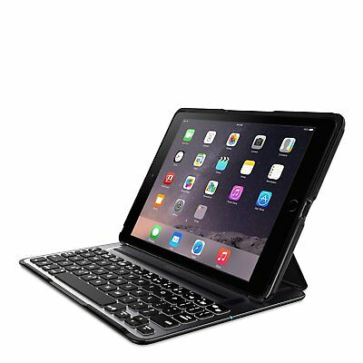 Belkin QODE Ultimate Pro Keyboard Case for iPad Air 2 (Black) ce FREE SHIPPING