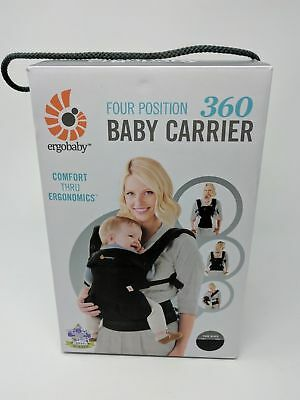 Ergobaby Four Position 360 Baby Carrier Black
