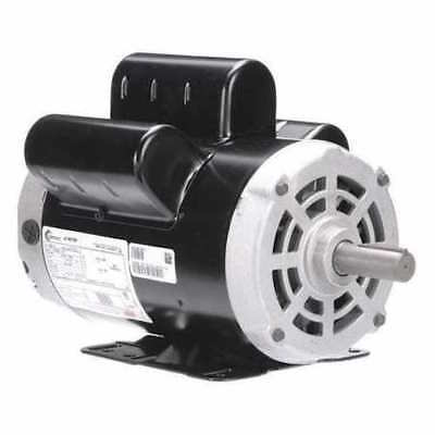 CENTURY B813 Electric Motor 5 HP 230V 3450 RPM