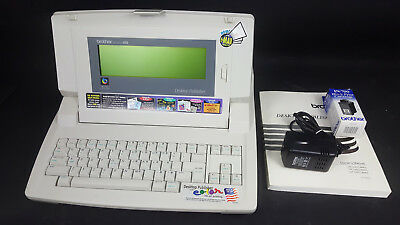 Vintage Brother Dp-530Cj Desktop Publisher Word Processor Rare