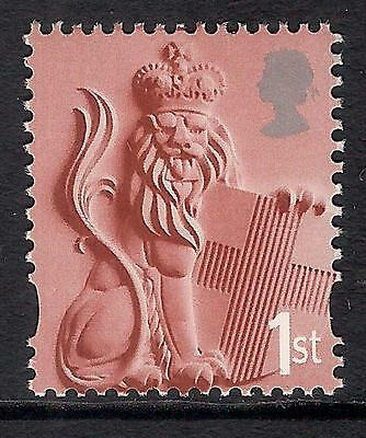 England 2001 EN2 1st Regional Definitive stamp MNH