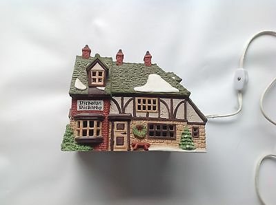 Department 56 Dickens' Village - Nicholas Nickleby Cottage - FREE SHIPPING*