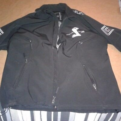Shelby American Gt500 Embroidered Jacket Discontinued Xl Great Condition