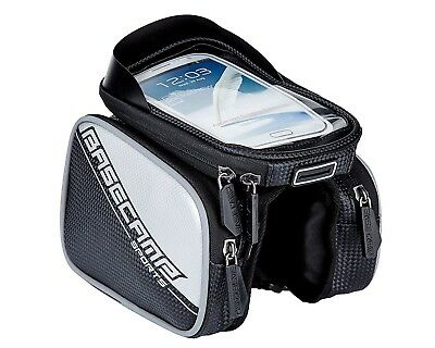 Basecamp Bike Panniers Bicycle Bag, Mountain Road Bicycle Pack Touchscreen - NEW