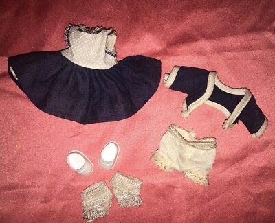 Vintage Tagged Cosmopolitan Ginger Doll Outfit