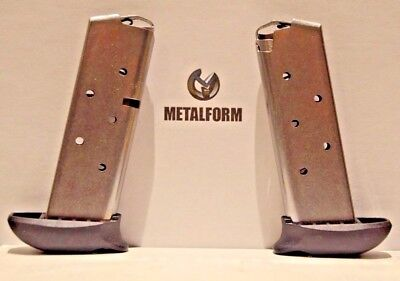 FAST SHIPPING! 2 PACK METALFORM MAGAZINE FOR  P238  WITH PAD