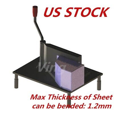 US Stock Pneumatic Bending Slot Cutting Machine Tools for Metal Channel Letters