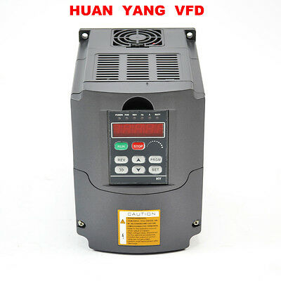 1.5Kw 220V 2Hp 7A Variable Frequency Drive Inverter Vfd Cnc Hot Product