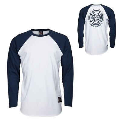 Independent Truck Co Mens Tops   - Size Large - Baseball And Long Sleeve