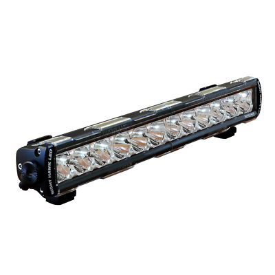 Bushranger NIGHT HAWK LED LIGHT BAR NHS170F 17″ 28W Flood Beam, 3240 Lumens