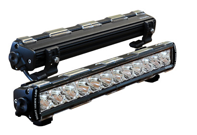 "Bushranger NIGHT HAWK LED LIGHT BAR NHS245F 24.5"" 43W Flood Beam, 4860 Lumens"