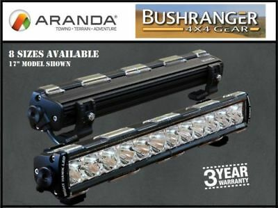 "Bushranger NIGHT HAWK LED LIGHT BAR NHS320F 32"" 58W Flood Beam, 6480 Lumens"