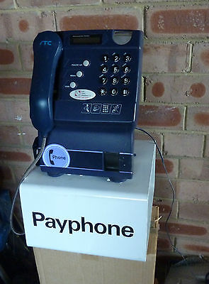 Payphone stand .Very good condition.