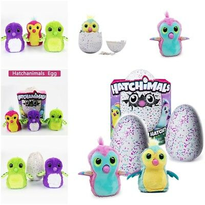 2017 Hatchimals Hatching Eggs Interactive Toys For Kids Girls Pengualas Creative