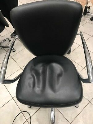 Salon Professional Hairdresser cutting chairs x 8 (gas lift)