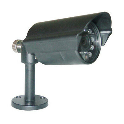 "INFRARED WEATHERPROOF Surveillance Camera GSI 1/3"" Color CCD Bullet Cam GS-602"