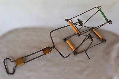 vintage milwards fly line drying reel fly fishing english