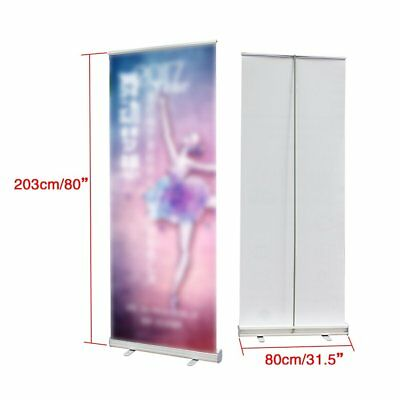 Roller Banner Display Stand - Pop / Pull / Roll Up Sign Exhibition Trade Show