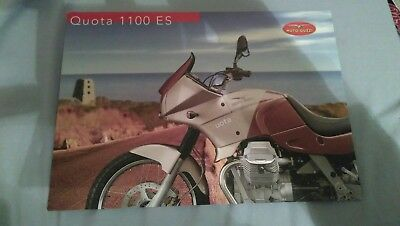 Moto Guzzi Quota 1100 ES brochure