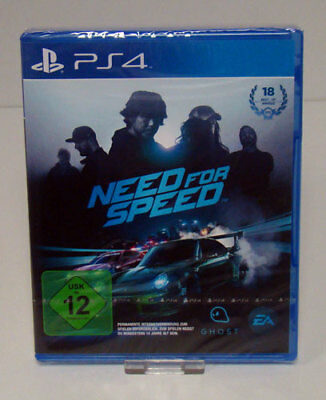 PS4 Need for Speed NEU & OVP