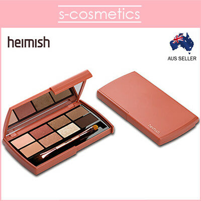 [HEIMISH] Dailism Eye Palette Brick Brown 7.5g Eye Shadow