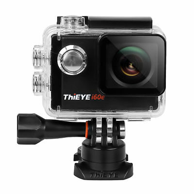 ThiEYE 4K Sports Action Camera i60+ WIFI 12MP FHD Waterproof Helmet Camcorder DV